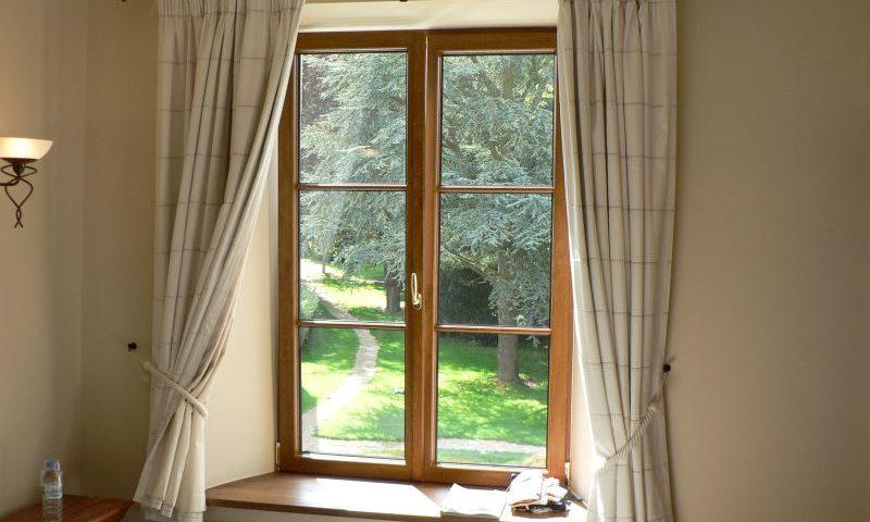okno drewniano aluminiowe