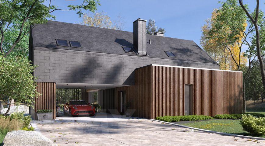 Projekty domów nowoczesnych: na co warto zwrócić uwagę?